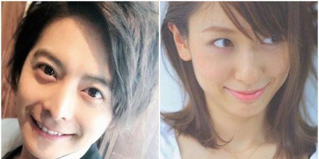 小池徹平さん、永夏子さん