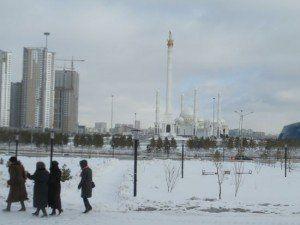 中央アジアの優等生「カザフスタン」の憂鬱