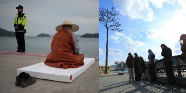 震災後の日本、セウォル号事故後の韓国。傷の「治癒」は始まらない