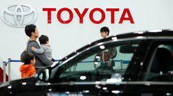 トヨタ、過去最高1兆円超の中間期純利益