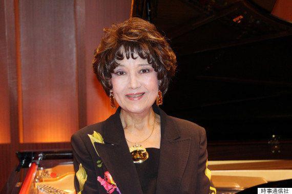 中村紘子さん死去 国際的ピアニスト、カレーのCMにも出演