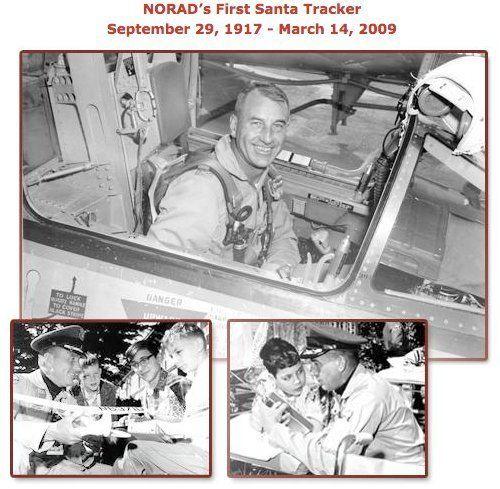 NORADがサンタ追跡60周年。きっかけは少女の間違い電話だった