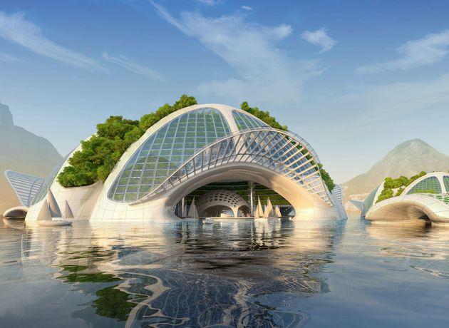 【約700万円の家】3Dプリンタでつくられたスマートハウスは、電気代・水道代が不要(画像)