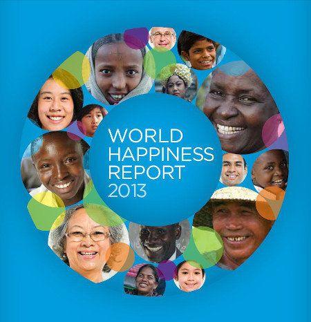 国連が世界幸福度報告書2013を発表。国別幸福度ランキングで日本は43位に。