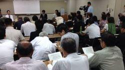 逮捕後も高まる藤井浩人美濃加茂市長への支持、集会も立ち見