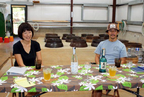 ハワイの空の下、夫婦で造り上げた珠玉の芋焼酎「波花」ー「ハワイと日本、人々の歴史」第5回