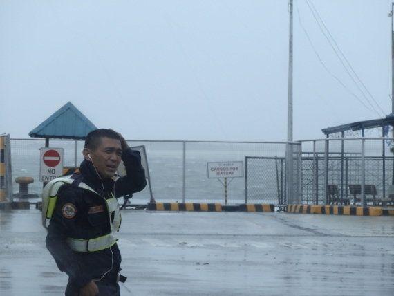 「観測史上最大規模」の台風30号、フィリピン・セブから現地レポート