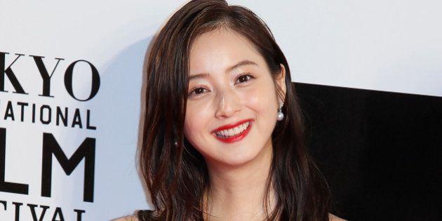 TOKYO, JAPAN - OCTOBER 25: Actress Nozomi Sasaki attends the Tokyo International Film Festival 2016 Opening...