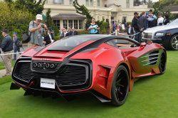 最高出力1750hpで200万ドルというスーパーカーが出現