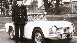 アルピーヌからフェラーリまで、各国の警察で実際に使われていた珍しいパトカーをご紹介!