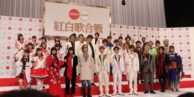YOSHIKI「新人の気分です」HYDEとのタッグで紅白に初出場