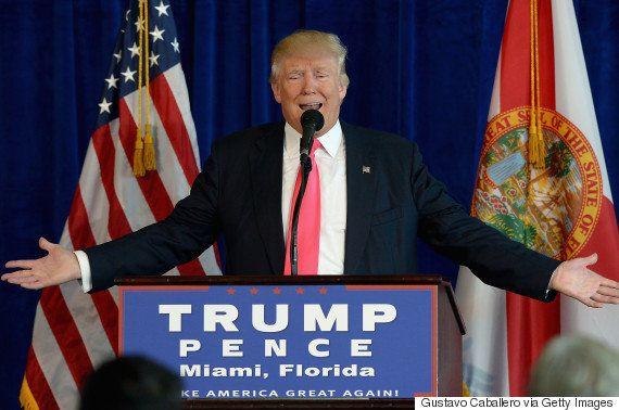 ドナルド・トランプ氏、ロシアにハッキングを促す「クリントン氏のメールを見つけてくれ」