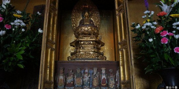 百年に一度、ご開帳する秘仏〜祈りの島、五島列島・明星院を訪ねる