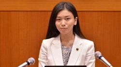 斉藤りえ区議、初の一般質問 早速、区役所のファックスによる障がい者対応が実現!?