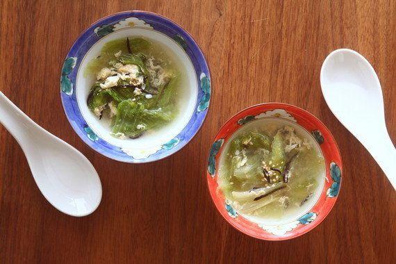 香味野菜たっぷり!よだれ鶏を囲むふたりごはんの中華食卓!