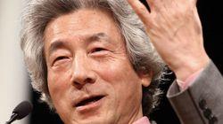 小泉元首相の原発ゼロ、60%が「支持する」