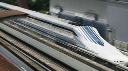リニアモーターカー「L0系」、ギネス世界記録を達成 時速603km