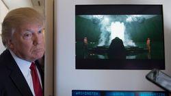 トランプ大統領、シリアに軍事行動 巡航ミサイルで攻撃