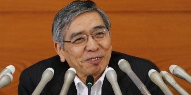 日銀・黒田東彦総裁「消費増税、景気回復や物価目標達成の障害にならない」【争点:アベノミクス】