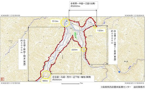 島根・匹見町でのクマ・プロジェクト、「住民参加」で電気柵のメンテナンス!