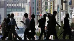 GDP年率1.9% 一時的に減速