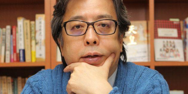 小林よしのり氏、勉強会中止の自民に警鐘