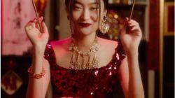 ドルガバの動画に批判殺到、中国でのショー中止に。「不快感を与えた」と謝罪
