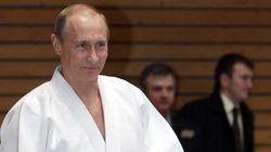 プーチン大統領、テコンドーの名誉九段に(動画)