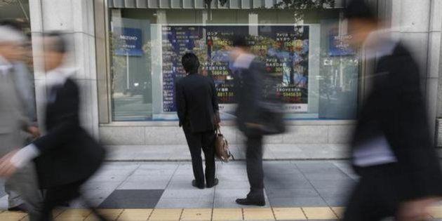 日経平均1万5100円台回復