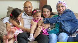 病人を抱えたシリア難民の家族が、イギリスで温かく迎えられるまで