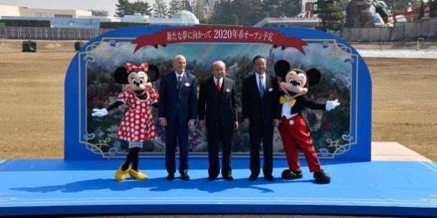 「ベイマックス」「美女と野獣」を新設 東京ディズニーランドが大規模開発(画像集)