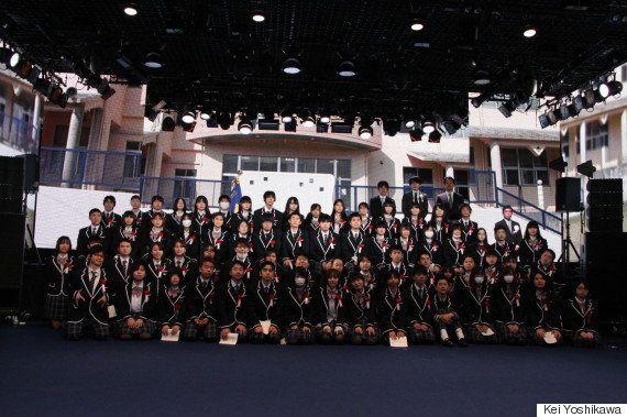 「N高」入学式、ヴァーチャル映像で沖縄から中継