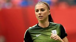 サッカー女子ワールドカップを彩る美しき選手たち(画像集)