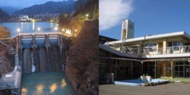 「長野県の水力発電所」から「世田谷区の保育園」への電力購入