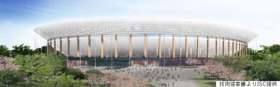 新国立競技場、A案の採用を決定 僅差で「木と緑のスタジアム」に【UPDATE】