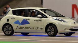 自動運転車が発売されたら、運転は車に任せるという人は5人に1人