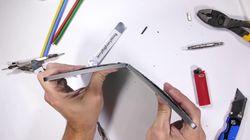 「新iPad Proは折れ曲がりやすい」「iPhone