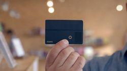 動画:磁気カードを一枚にまとめるマルチカード Coin