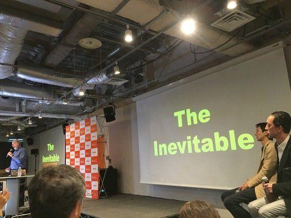 ケヴィン・ケリー旋風:誰もが創れる未来