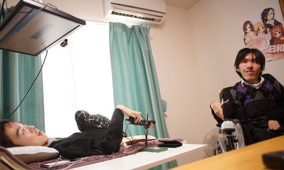 サイボウズ式:重度障がい者も会社をつくれる──19歳で起業した寝たきり社長の挑戦
