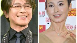 檀れいさんと及川光博さんが離婚。「共に表現者として尊重しあい、笑顔で出した結論です」