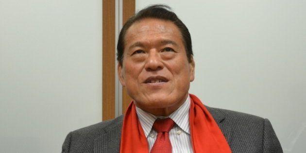 アントニオ猪木氏、北朝鮮高官と「デリケートな話もしました」