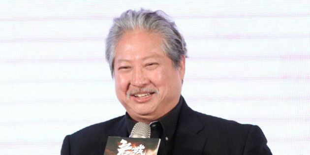 BEIJING, CHINA - JUNE 16: (CHINA OUT) Actor Sammo Hung attends press conference of new movie 'Call of...