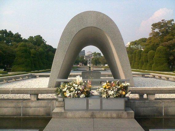戦後70年目企画 戦後60年の平和記念公園を歩く