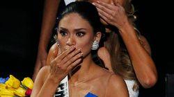 【ミス・ユニバース2015】大ハプニングが発生。優勝はフィリピン代表のはずが......(動画)