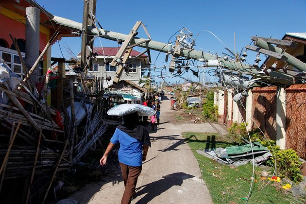私たち一人ひとりができることを。フィリピン台風被災地への支援が広がる