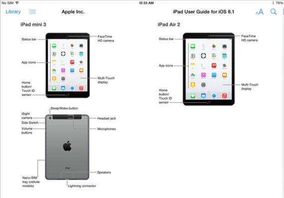 Apple、iPad Air 2とiPad Mini