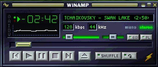 Winamp配布終了へ