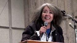 落合恵子さんが特定秘密保護法案にコメント「原発に関する情報はますます出なくなると思います」