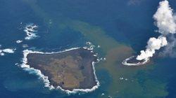 小笠原諸島の新島、領海ちょっと拡大の可能性
